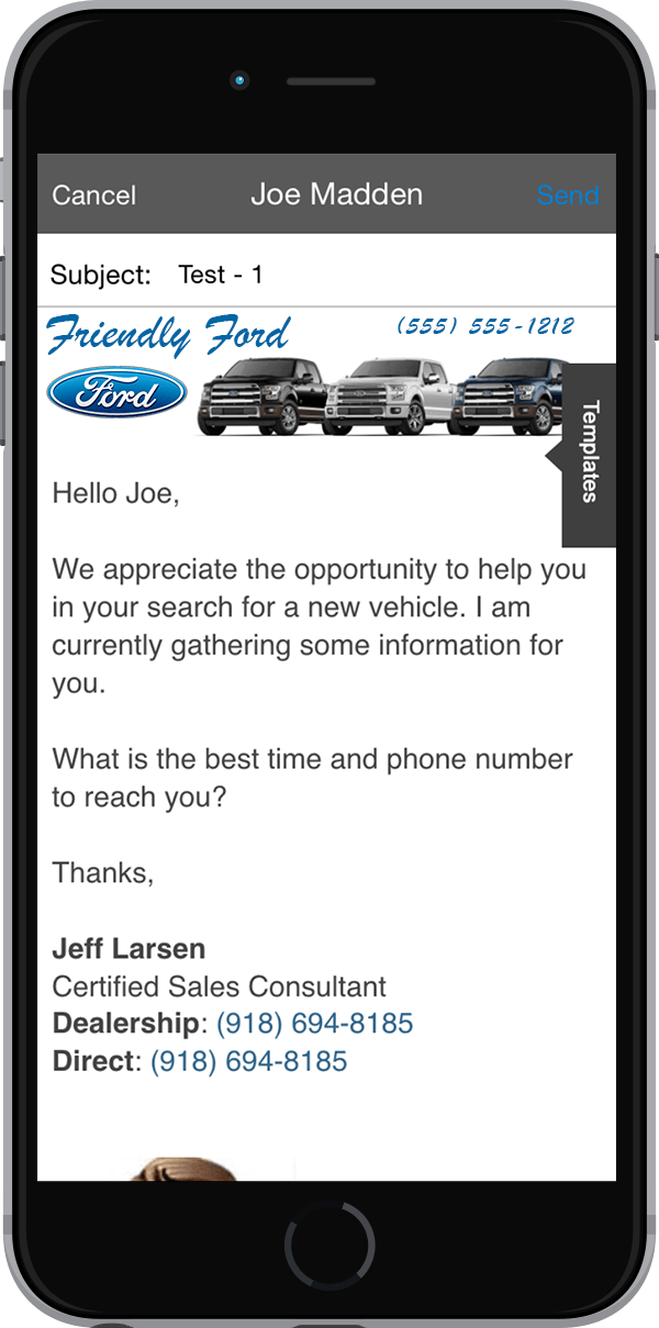 Responsive Dealership Email Templates